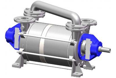 VH65 雙級液環真空泵