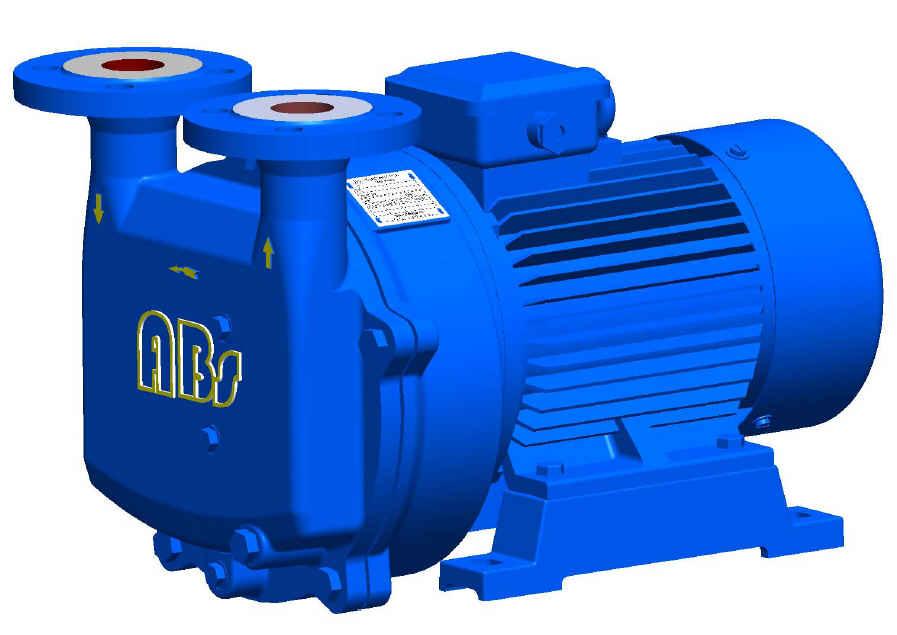 VE130 单级液环真空泵
