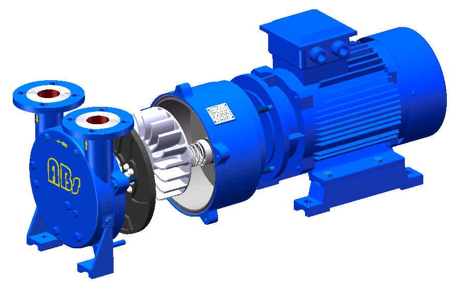 VE255 单级液环真空泵
