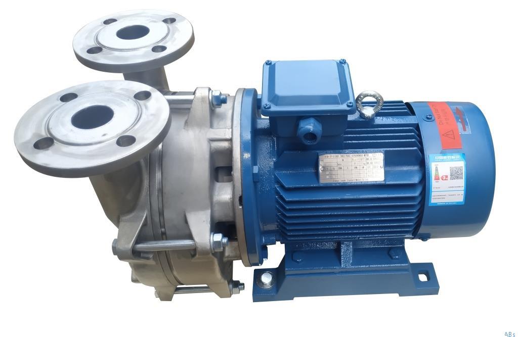 VA125 单级直联 液环真空泵