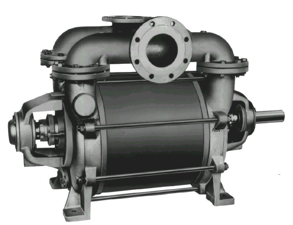 VB60-70 系列 单级液环真空泵