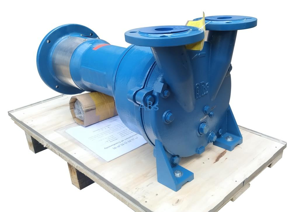 VLA325 带托架液环真空泵