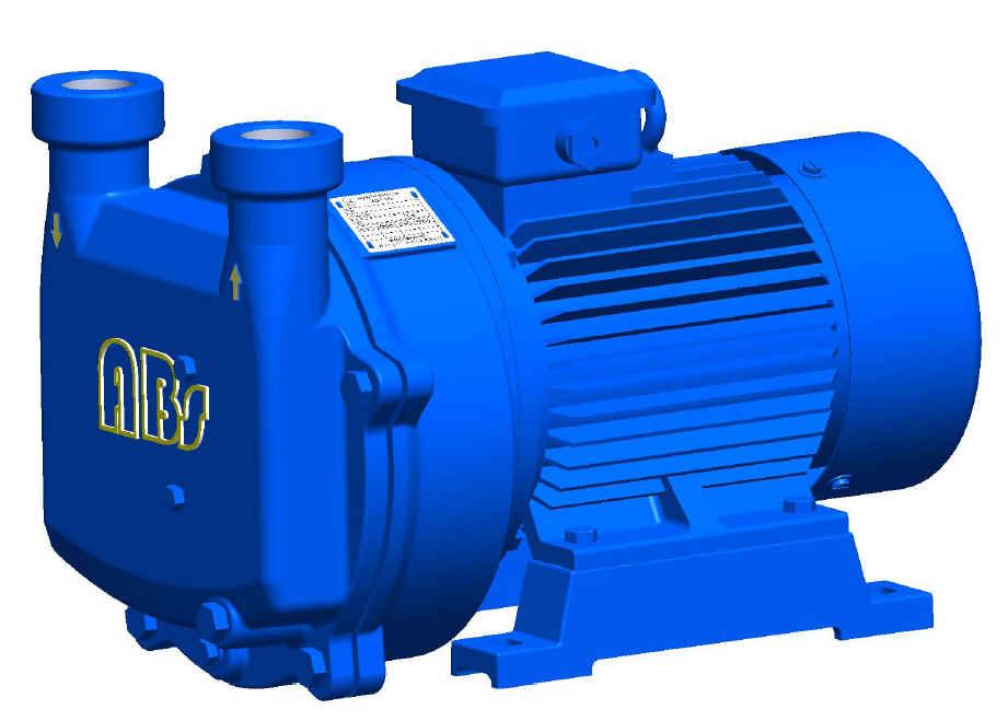 VG95 单级液环真空泵